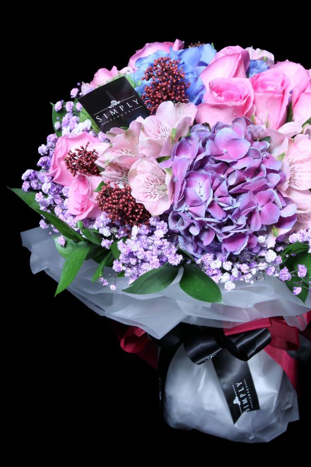 Propose Bouquet