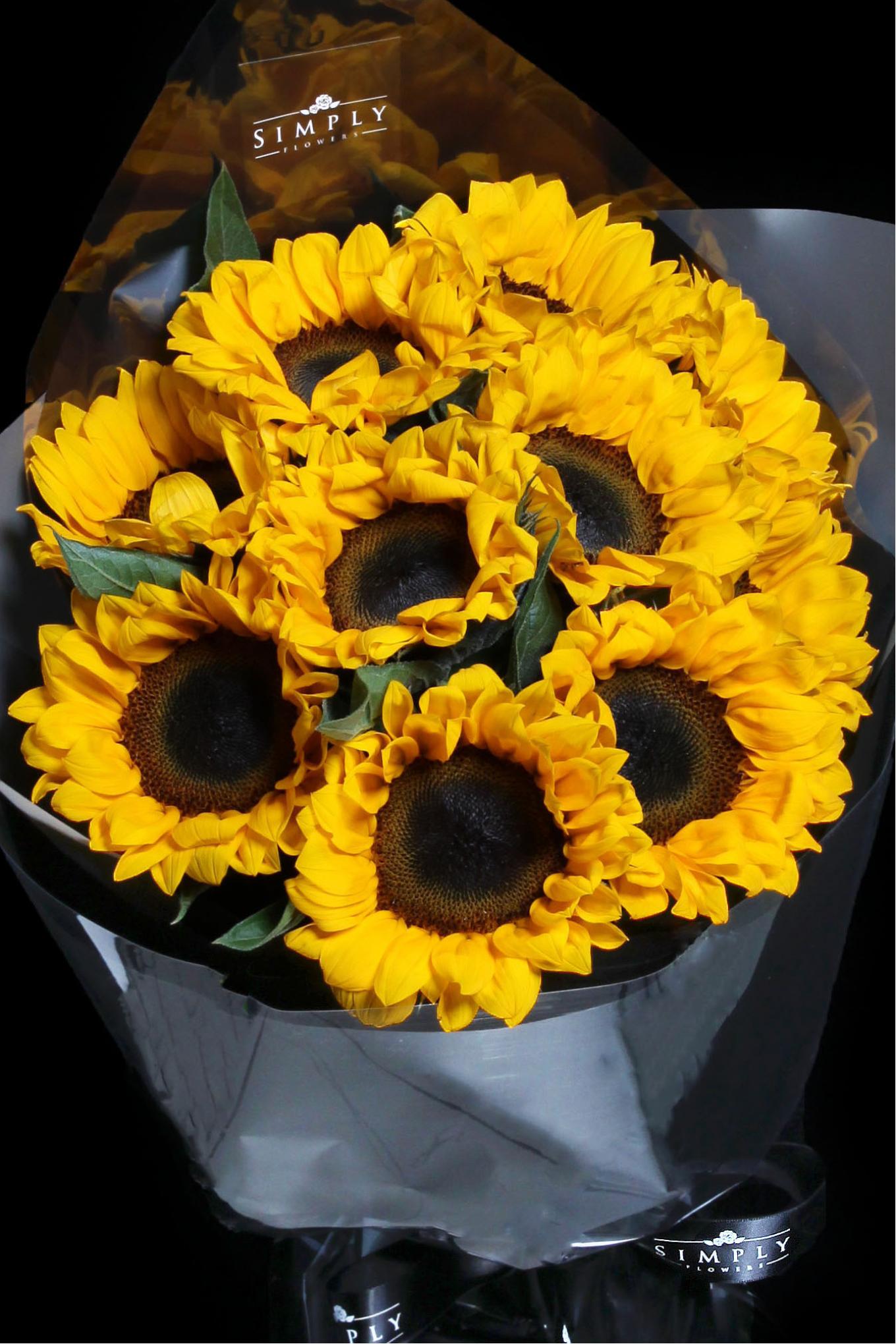 Original Sunflower Bouquet