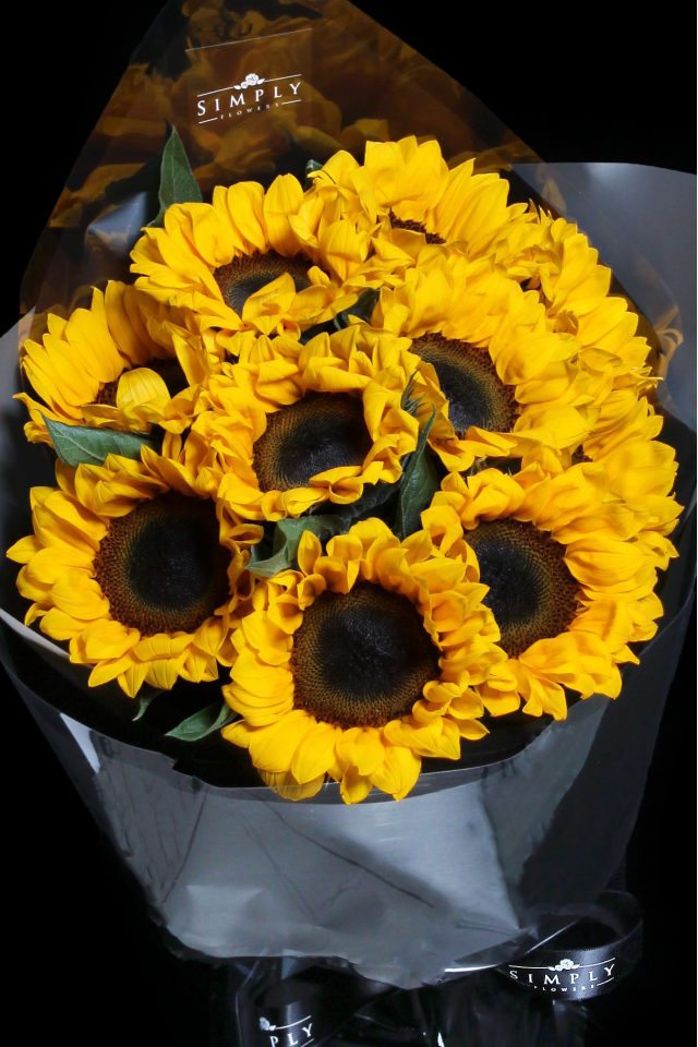 Original Sunflower Bouquet